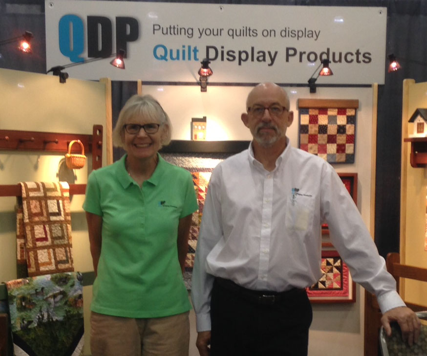 Quilt Display Product Story